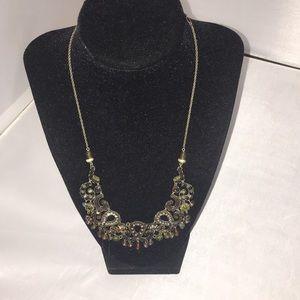 Ayala Bar Beaded Crystal Necklace